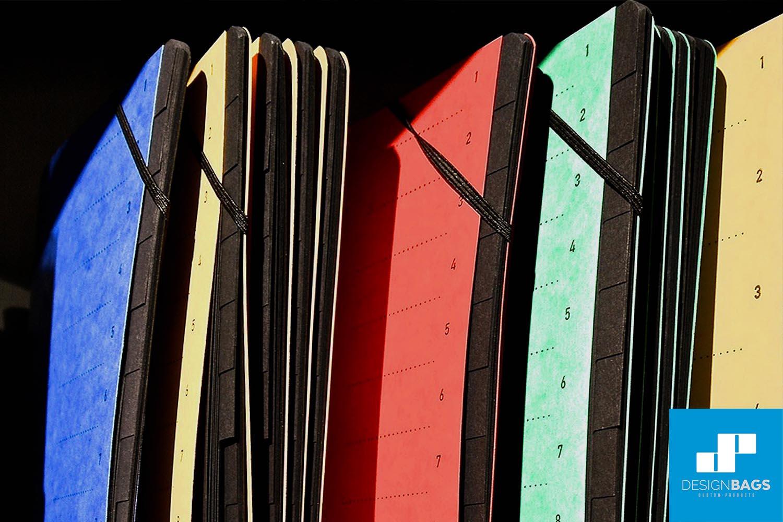 Carpetas para congresos personalizadas - Design Bags