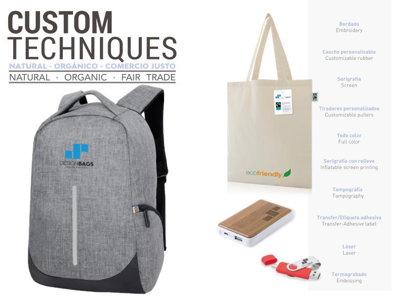 Catálogo Custom Products Design Bags 2019 - Design Bags