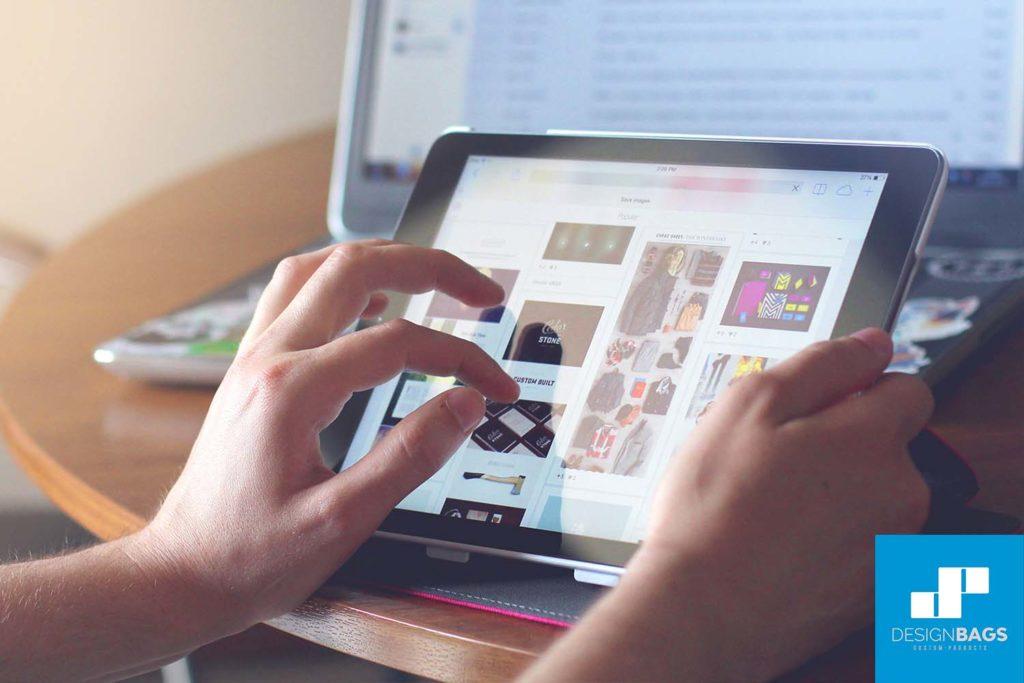 Especialistas en merchandising para empresas - Design Bags