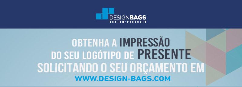 Novo catálogo de Design BagsNovo catálogo de Design Bags