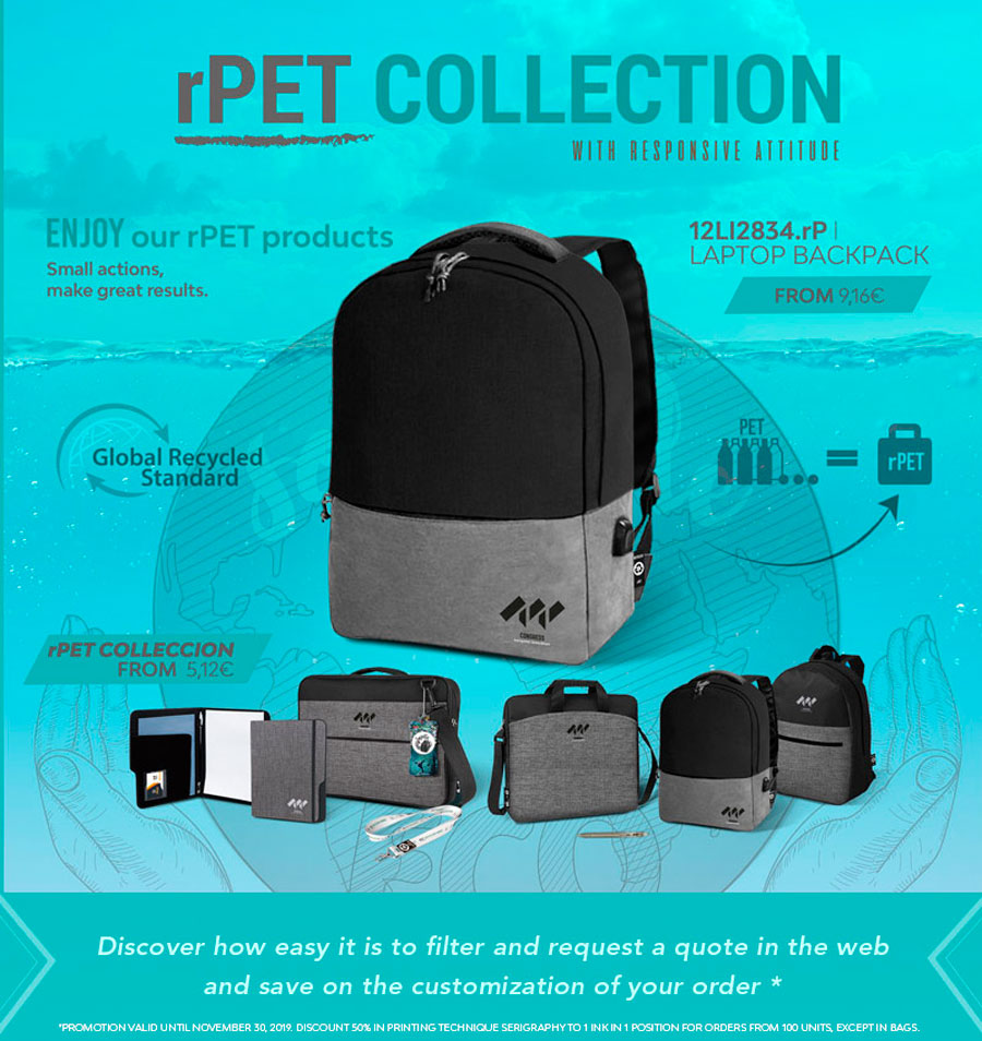 rPET collection