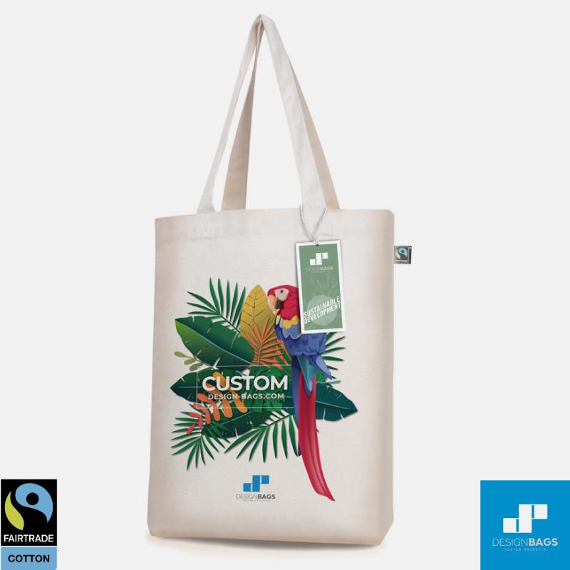 Bolsa de algodón orgánico de Design Bags
