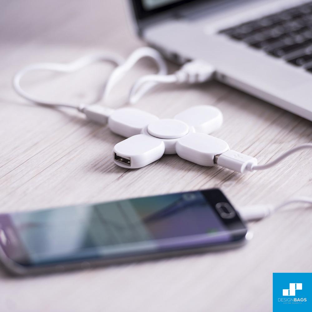 Un regalo corporativo ideal es este puerto USB