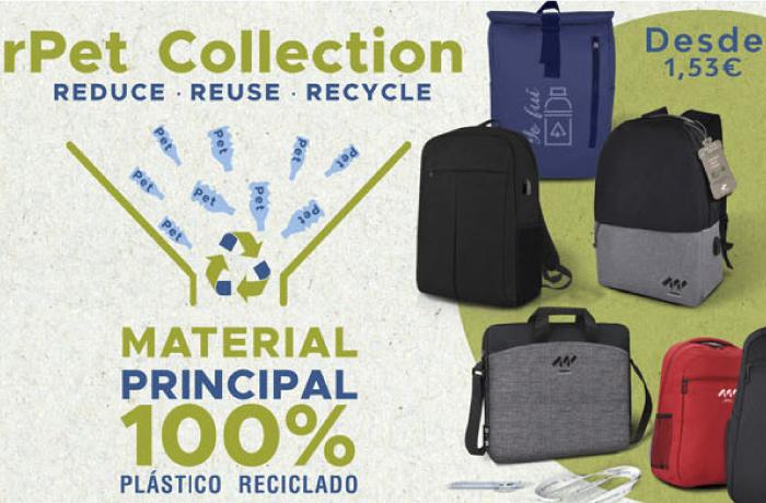 Aumenta la sostenibilidad de tu evento con esta promoción de Design Bags