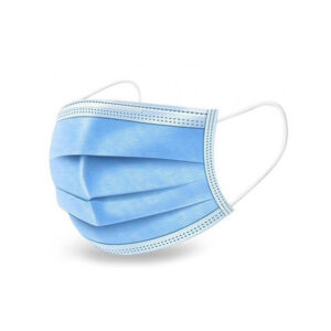 Mascarilla quirúrgica para proteger a los trabajadores