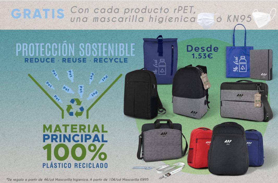 Promoción de protección sostenible