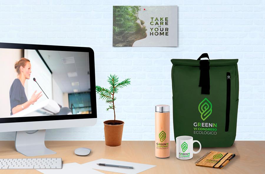 3 opciones sostenibles de welcome packs para trabajadores